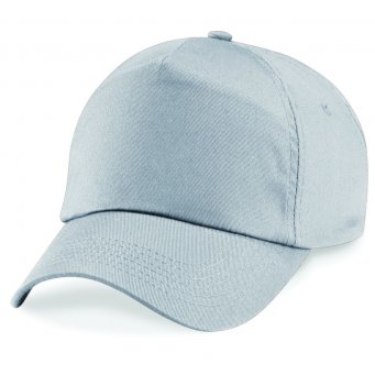 light grey classic cap
