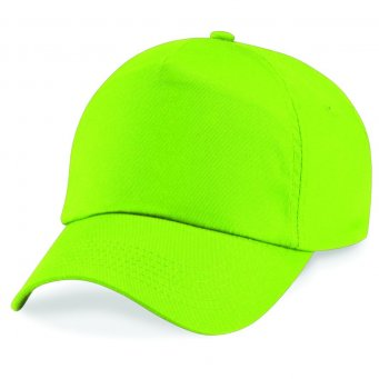 lime green classic cap