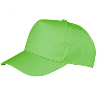 lime promotional caps