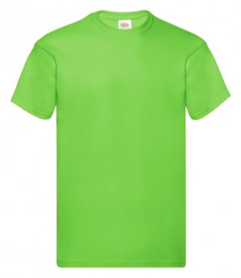 lime promotional t shirt