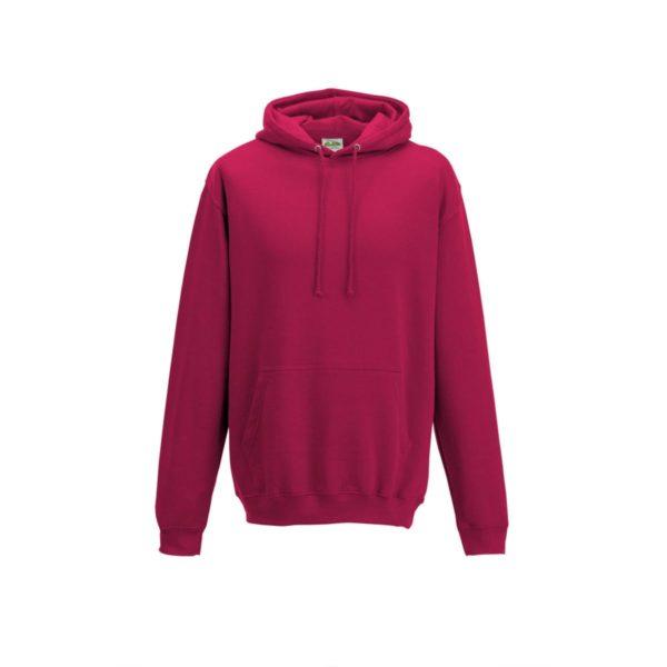 lipstick pink college hoodies