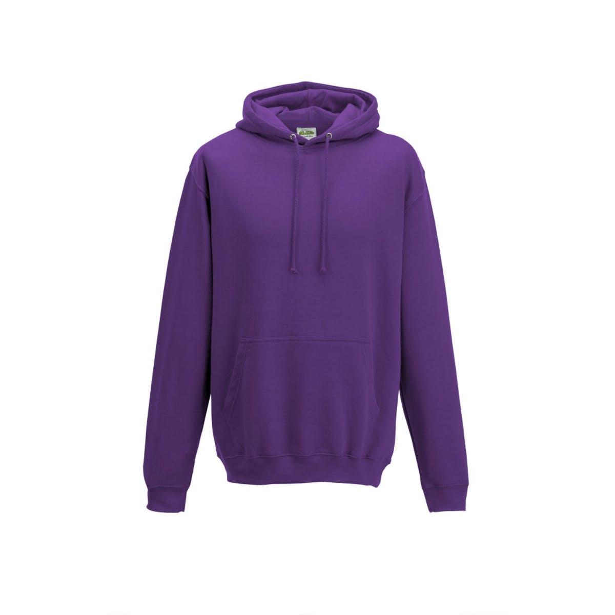 magenta magic college hoodies