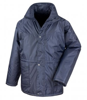 managers navy jacket