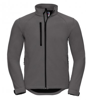 mens classic softshell titanium jacket