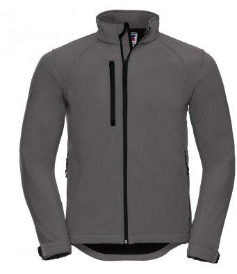 mens classic softshell titanium jacket