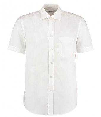 mens white short sleeve work shirt