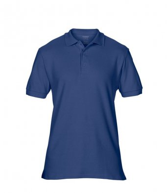 navy premium cotton polo shirt