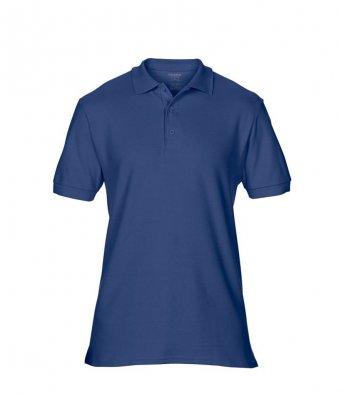 navy premium cotton polo shirt