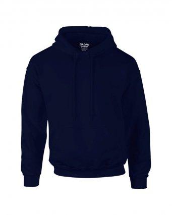 navy premium overhead hoodie