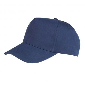 navy promotional caps