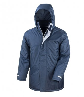 navy winter jacket