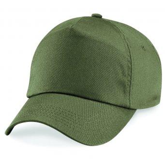 olive green classic cap