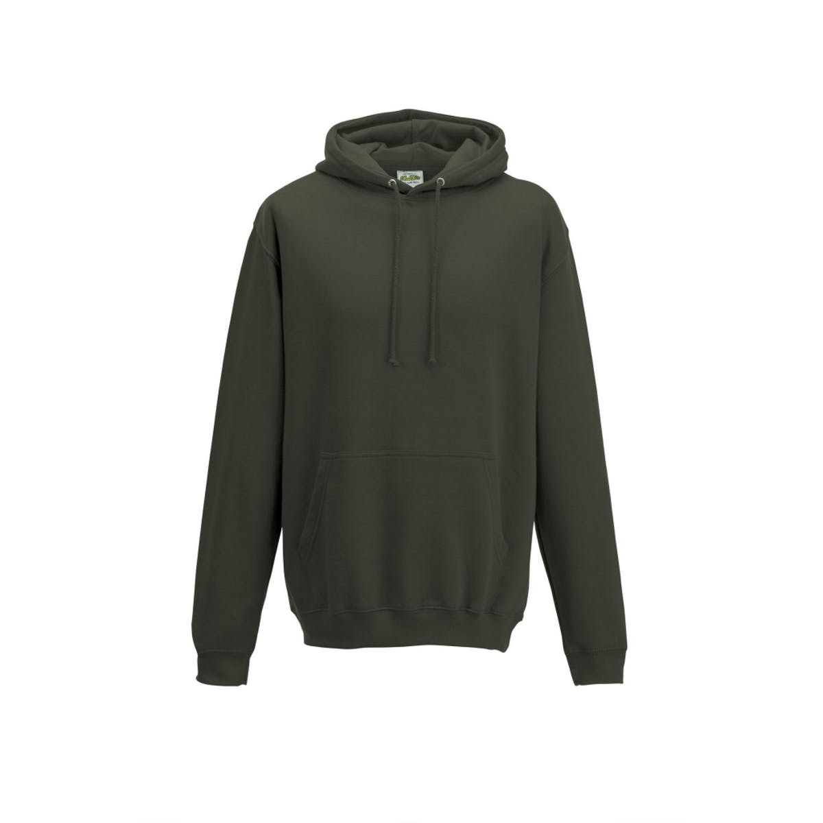 olive green college hoodies