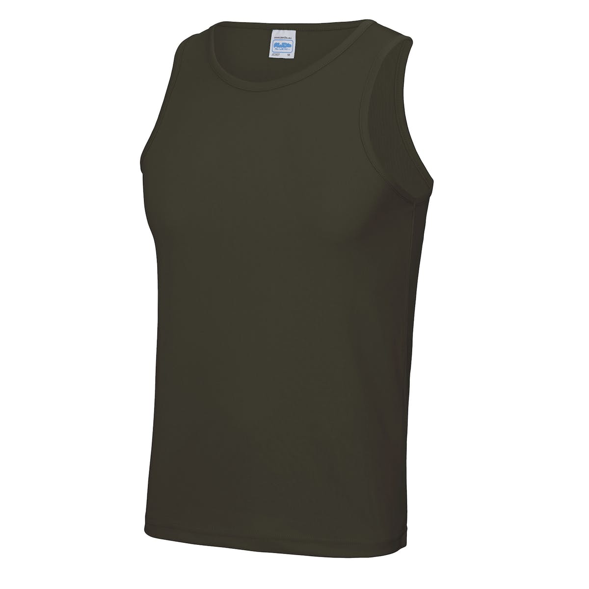olive green sports vest