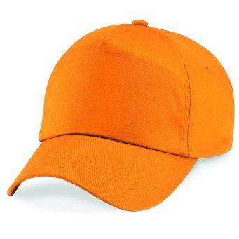 orange classic cap