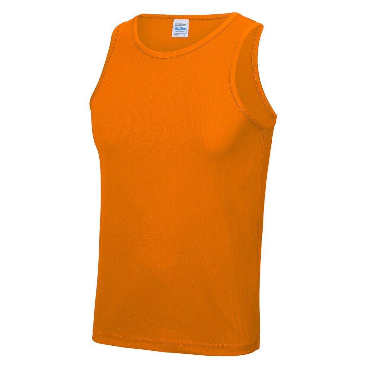 orange crush sports vest