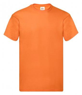 orange promotional t shirt