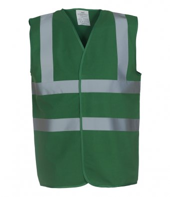 paramedic green hi vis vest