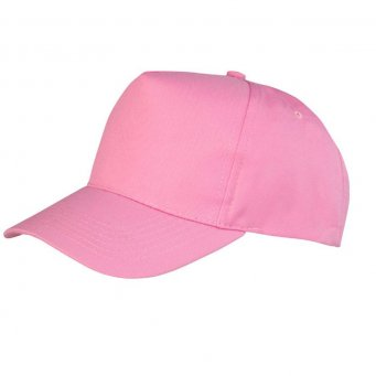 pink promotional caps