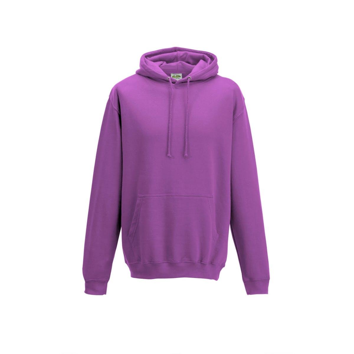pinky purple college hoodies