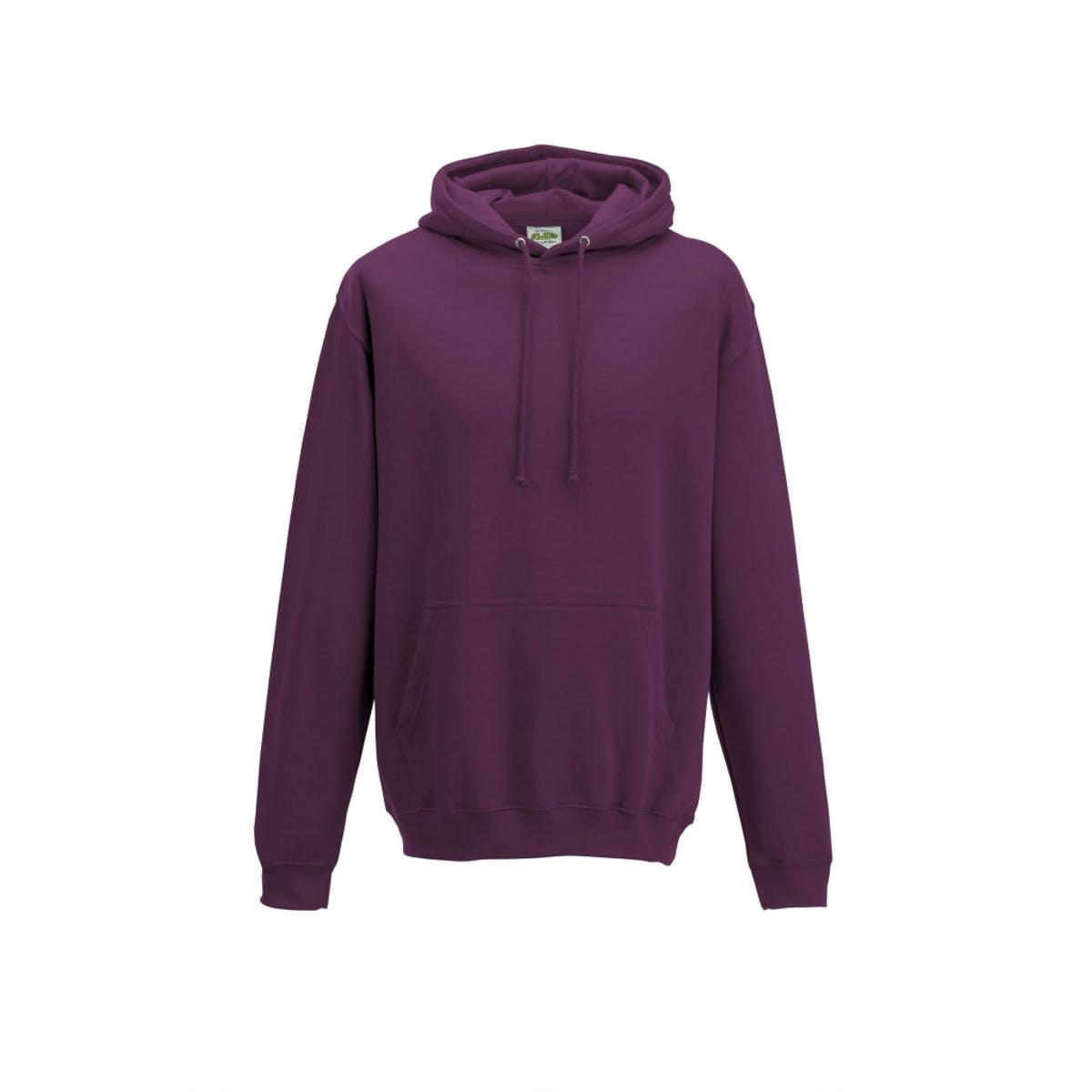 plum college hoodies