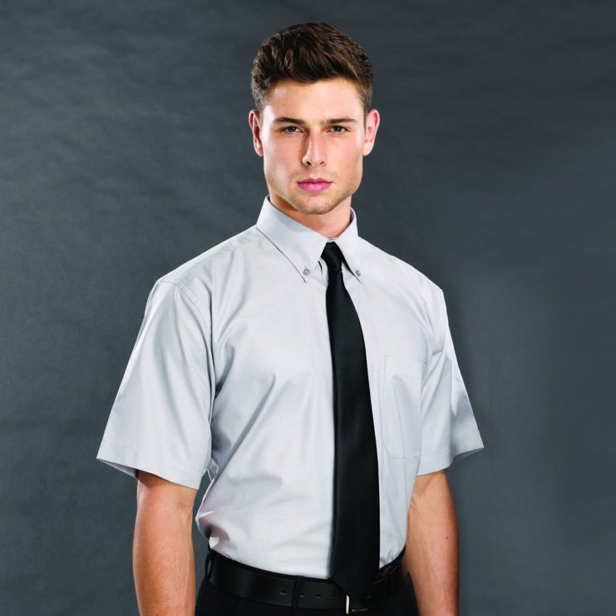 pr236 short sleeve oxford shirt