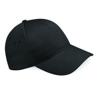 premium black caps