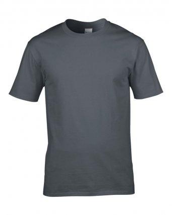 premium charcoal cotton t shirt