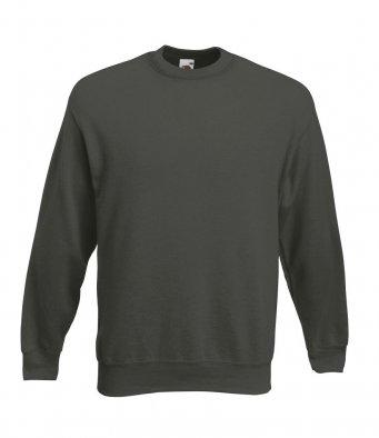 premium charcoal sweatshirt