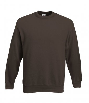 premium chocolate sweatshirt
