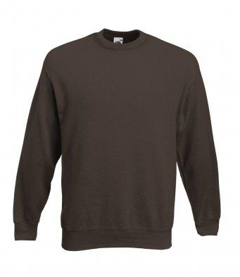 premium chocolate sweatshirt