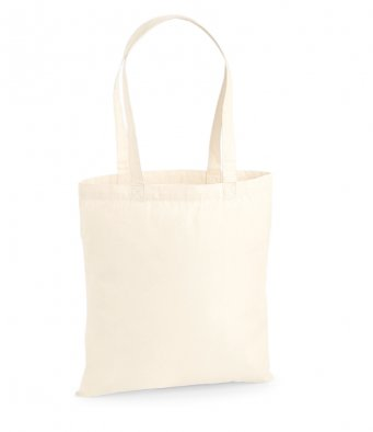 premium cotton natural tote bag