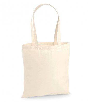 premium cotton tote bag