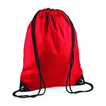 premium gymsac bright red