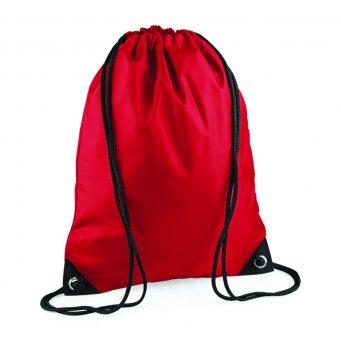 premium gymsac classic red
