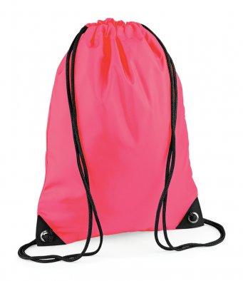 premium gymsac fluo pink