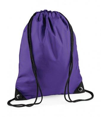 premium gymsac purple