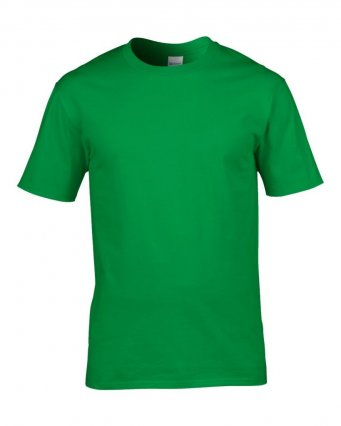 premium irish green cotton t shirt