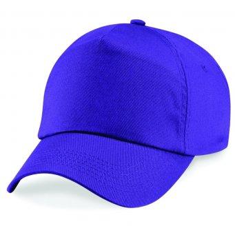 purple classic cap
