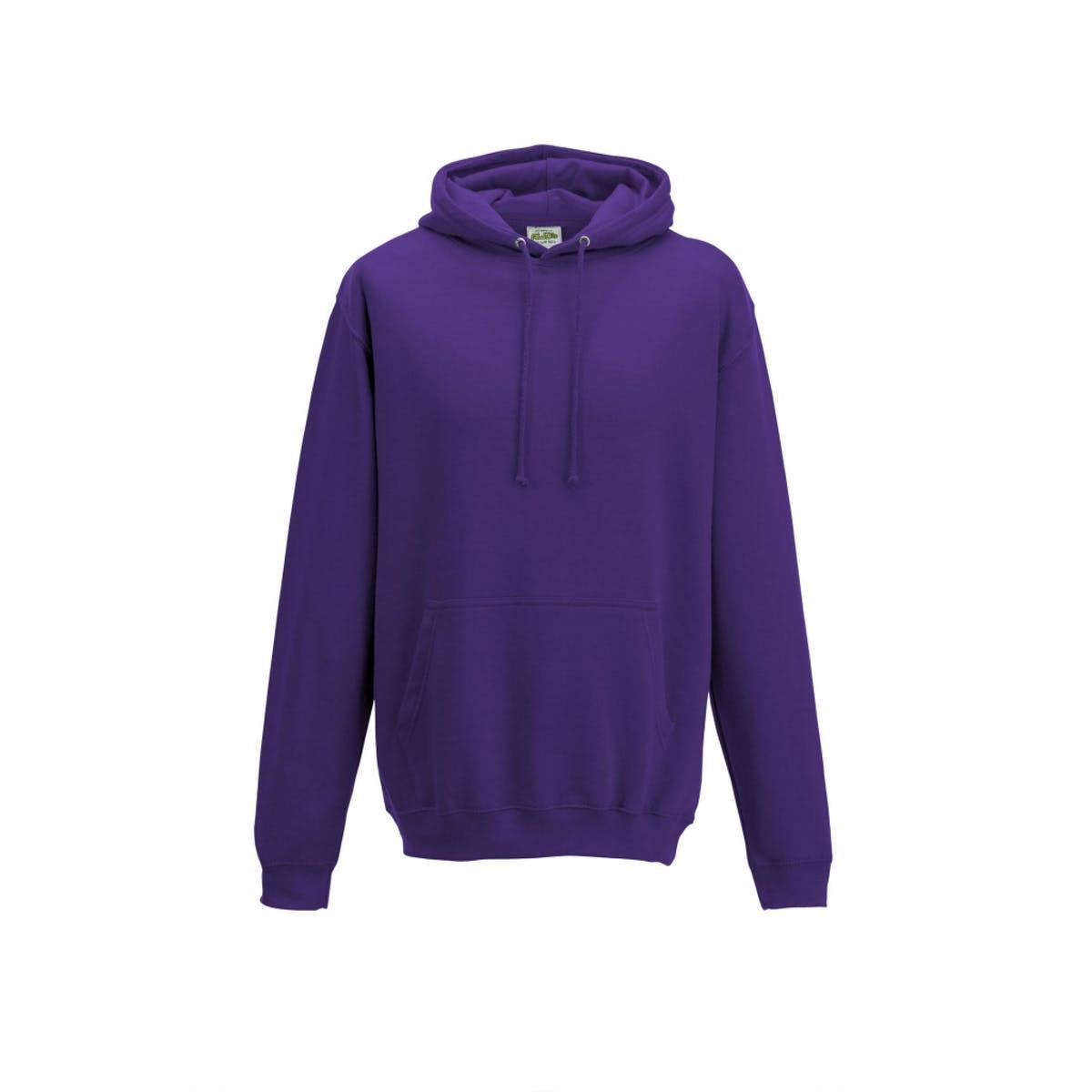 purple college hoodies