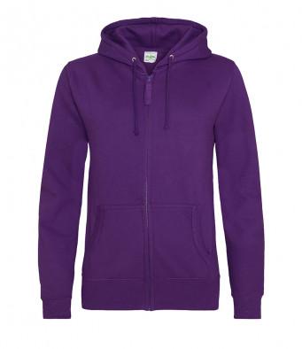 purple ladies hoodie