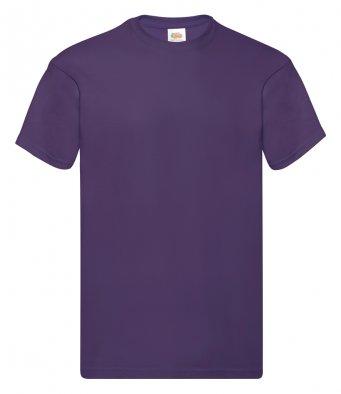purple promotional t shirt
