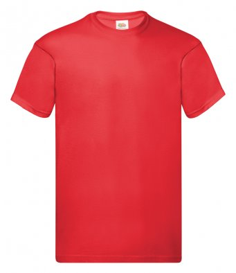 red promotional t shirt