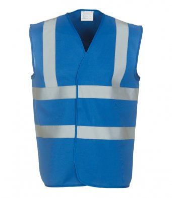 royal blue hi vis vest