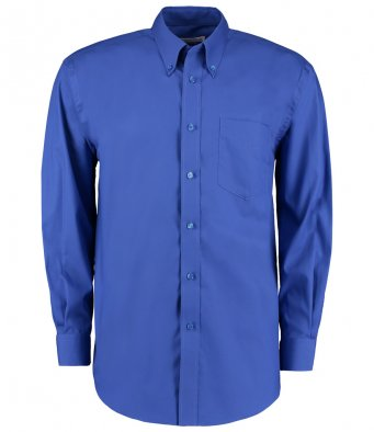 royal long sleeve oxford shirt