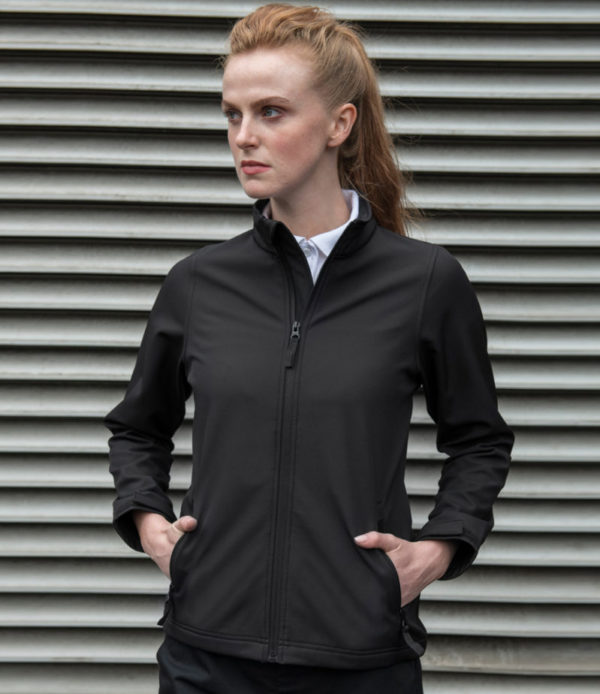 rx500f ladies soft shell jacket
