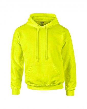 safety green premium overhead hoodie