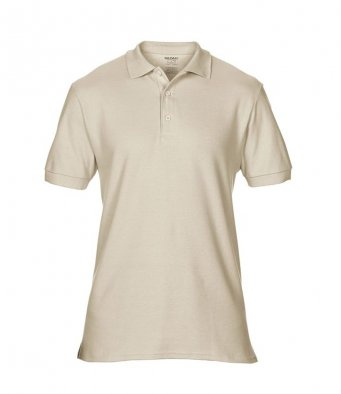 sand premium cotton polo shirt