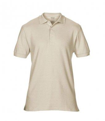 sand premium cotton polo shirt