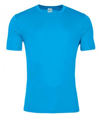 sapphire blue cool smooth t shirt